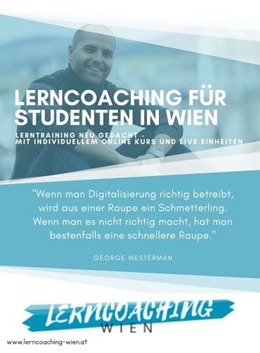 Lerncoaching für Studenten in Wien