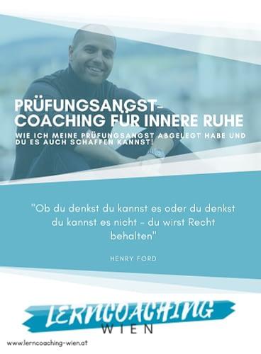 Mit Lerncoaching in Wien und online die Prüfungsangst überwinden